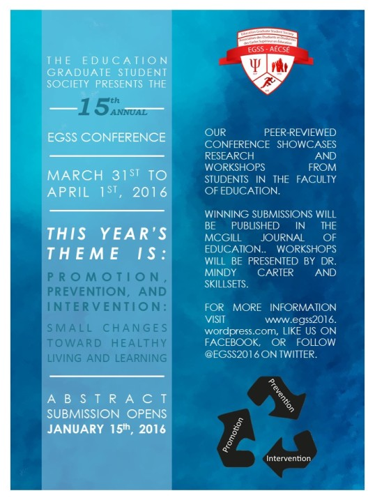 EGSS Conference Poster