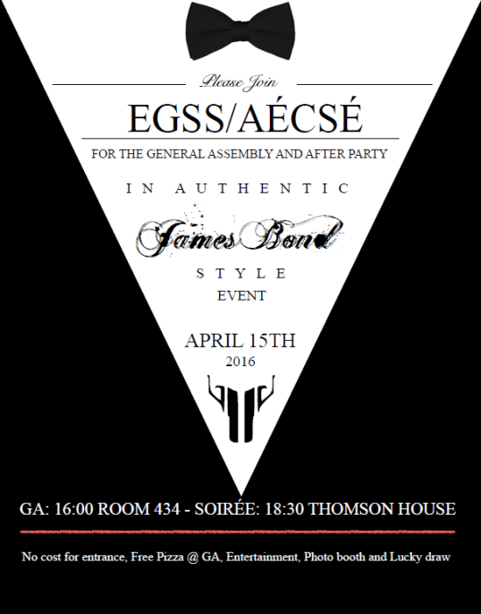 EGSS PARTY